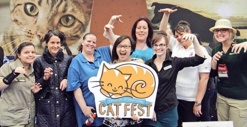 Nutrience Petland Cat Festival