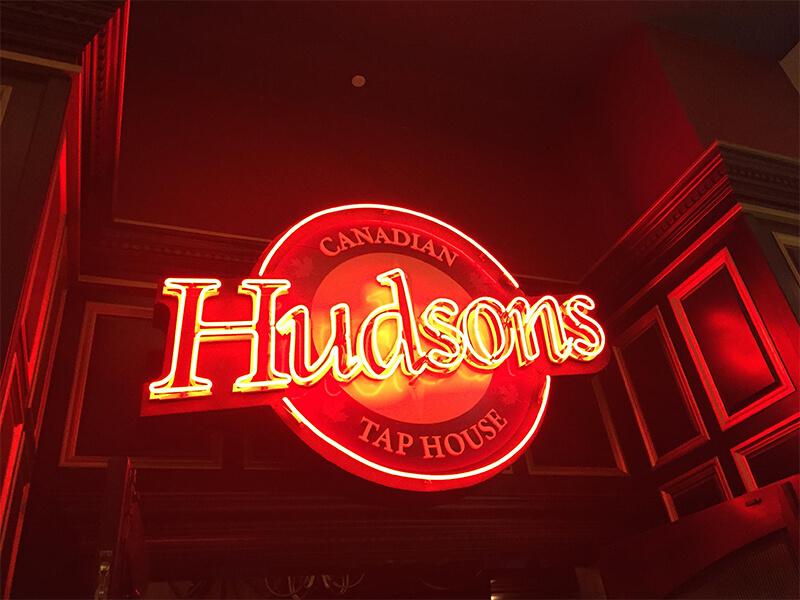 Edmonton Hudsons Canadian Pub