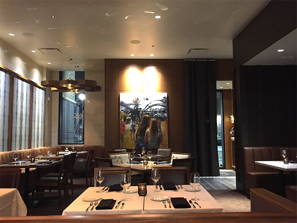 XIX Nineteen St Albert - Restaurant