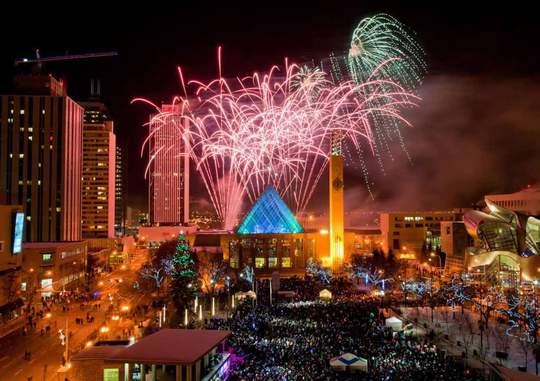 Edmonton Event Listing New Years Eve