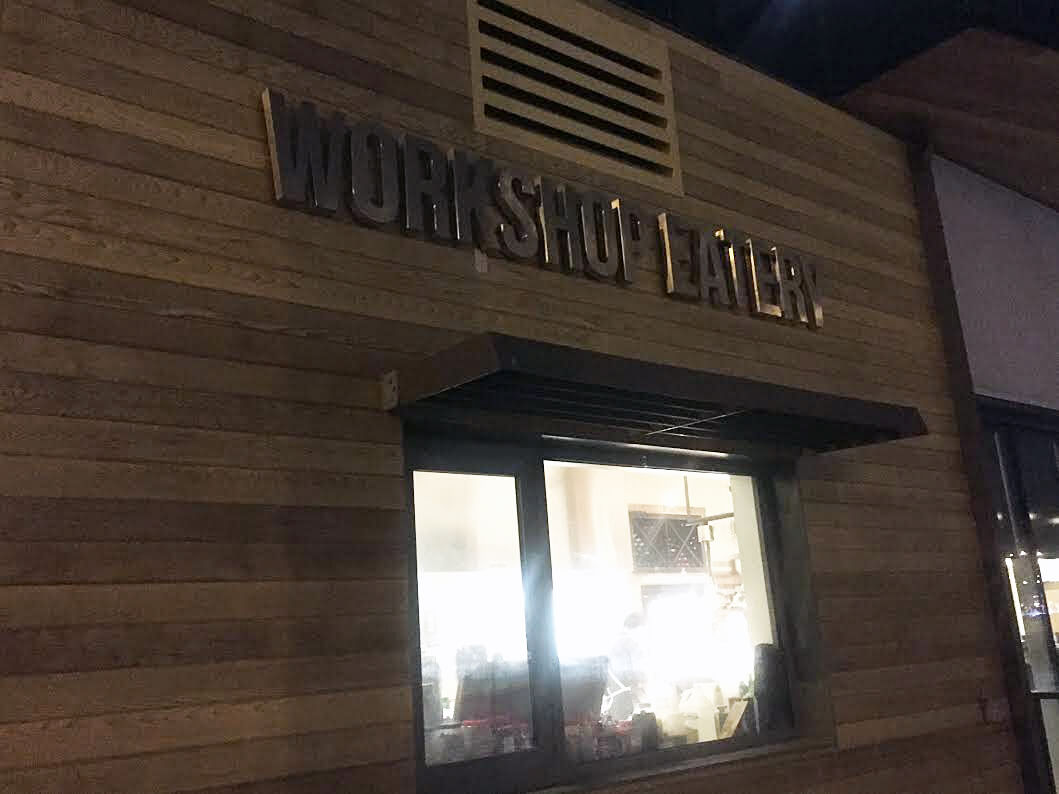 Review: The Workshop Eatery