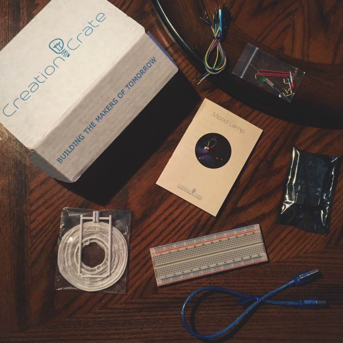Review + Giveaway: Creation Crate (Tech Education In A Box)