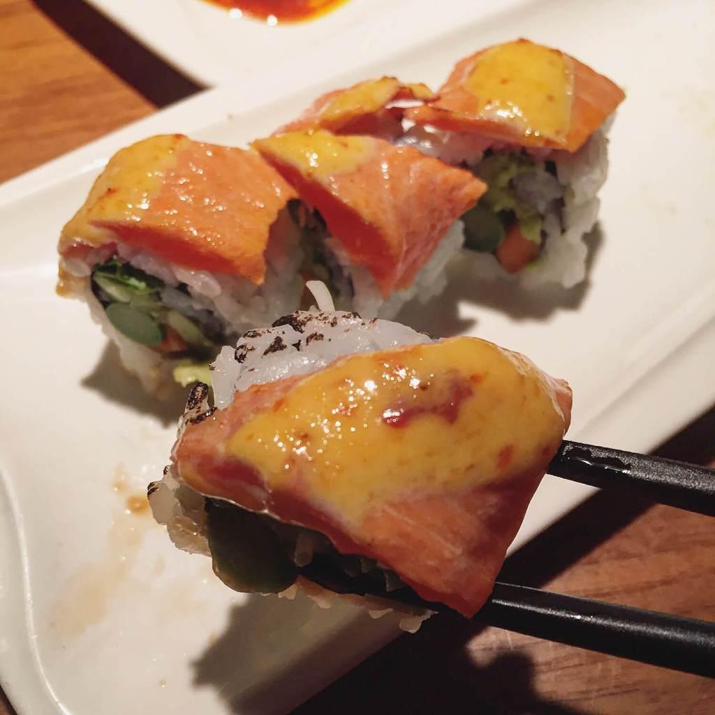 Hapa Izakaya - Vancouver - Things to do in Vancouver - Sushi