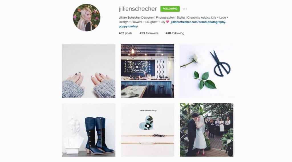 Top Edmonton Instagram Users - jillianschecher - Social Media
