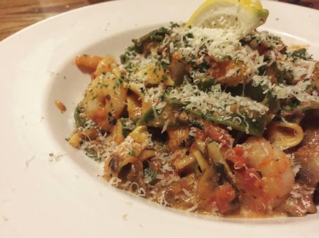 Old Spaghetti Factory Downtown - Edmonton - Italian Pasta