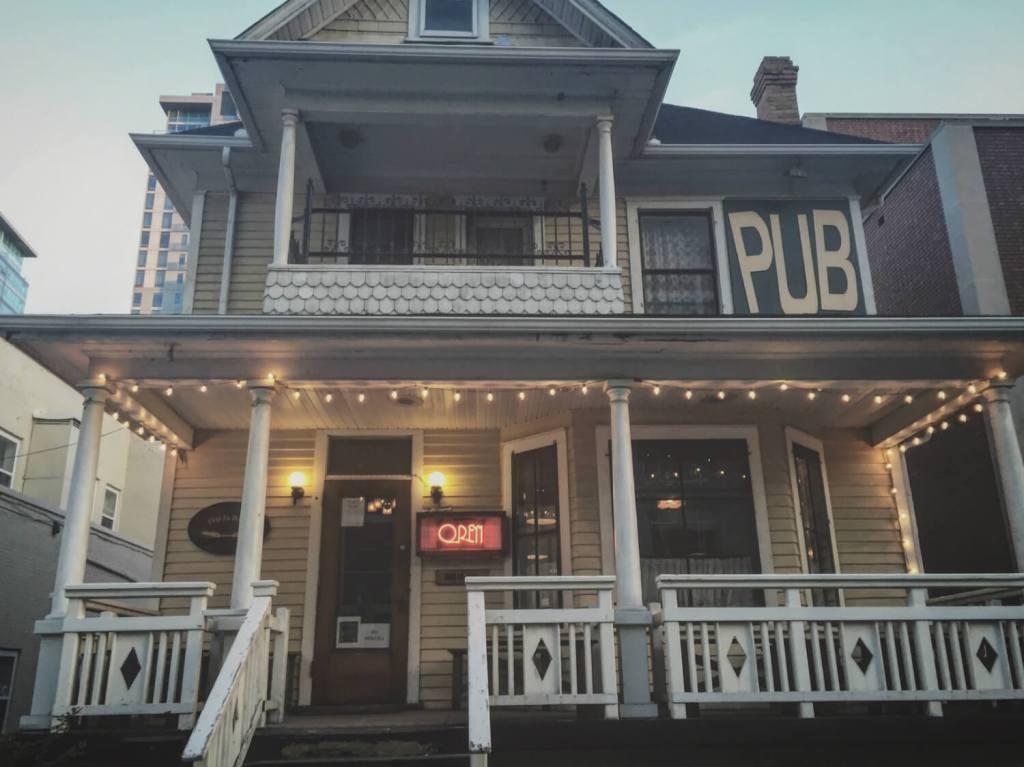 Hop In Brew Pub - Calgary Food - Explore Alberta