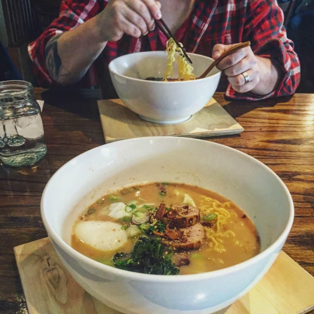 Ikemen Ramen - Calgary Food - Explore Alberta