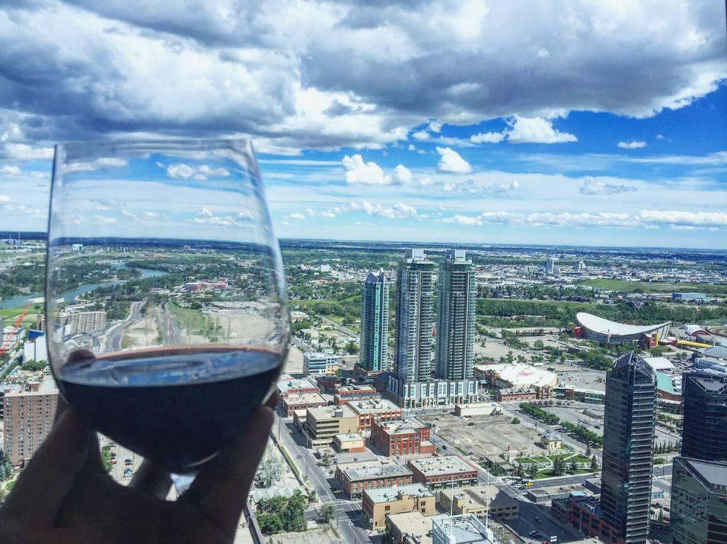 Calgary - Tower Sky 360 Restaurant - Best Weekend Ever 48 Hours Tourism
