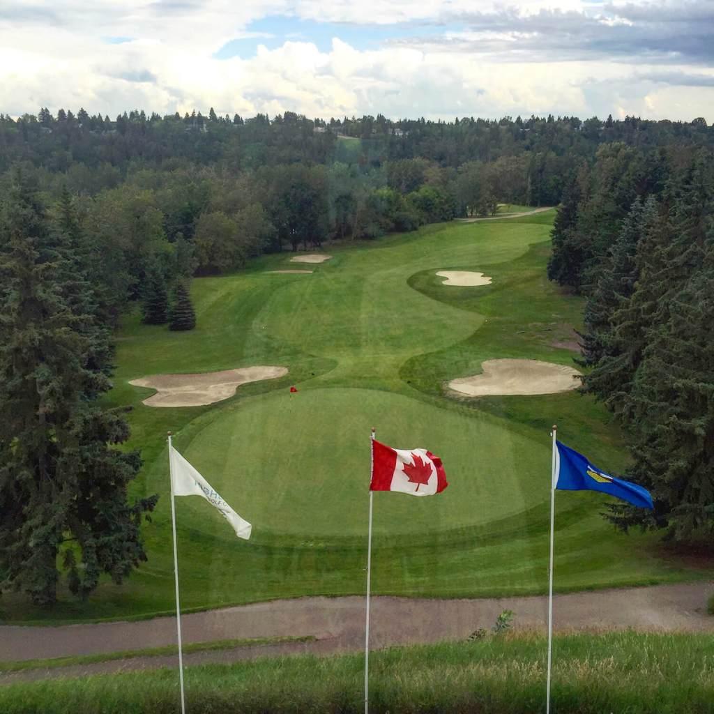Highlands Golf Club Restaurant - Edmonton