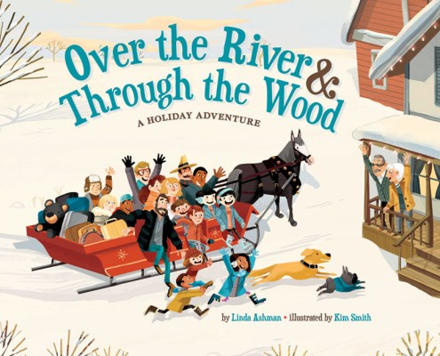 "★  PW: ""A boisterous update of this seasonal song."" (Oct 2015); B&N's Top Picture Book of the Month"