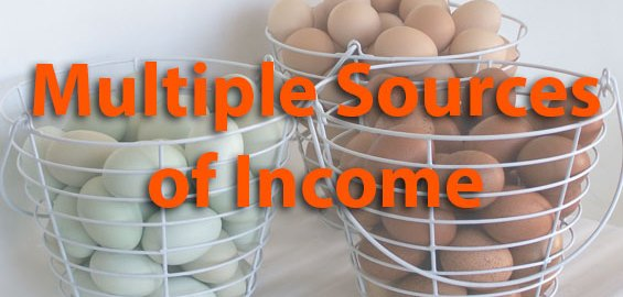 Multiple Sources of Income