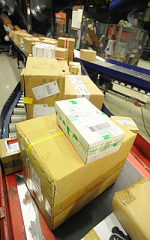 pakker posten