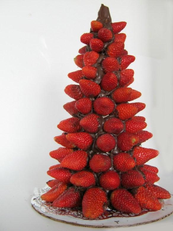 Jordbærjuletre