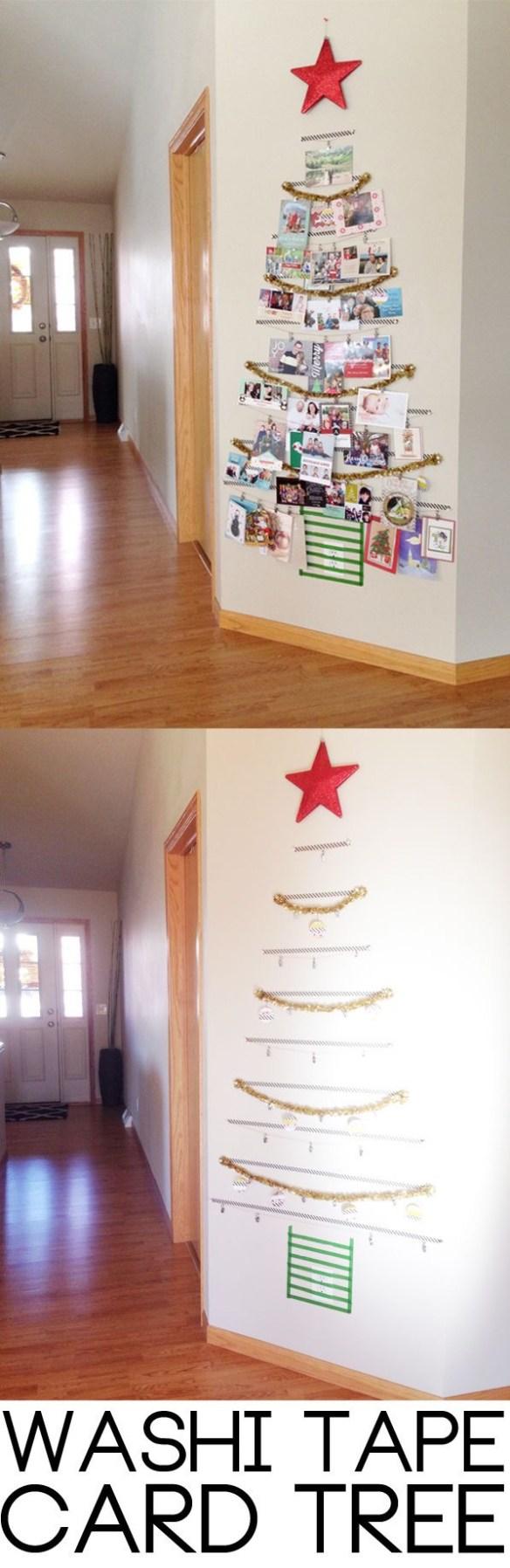 tips til julekort oppheng