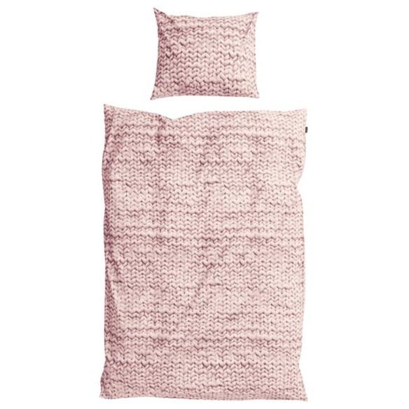 SNURK Sengetøy Twirre Pink