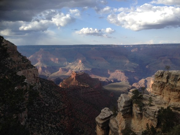 Grand Canyon utsikt 5