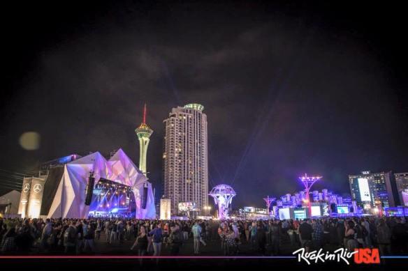 Rock in Rio Las Vegas Hovedscenen