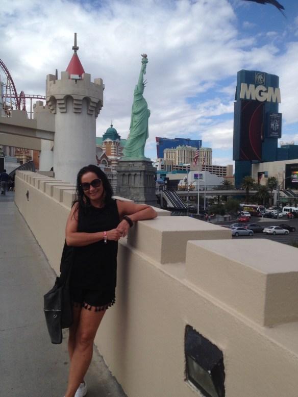 Rusletur i Las Vegas Linda