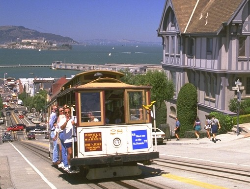 Trikk San Francisco