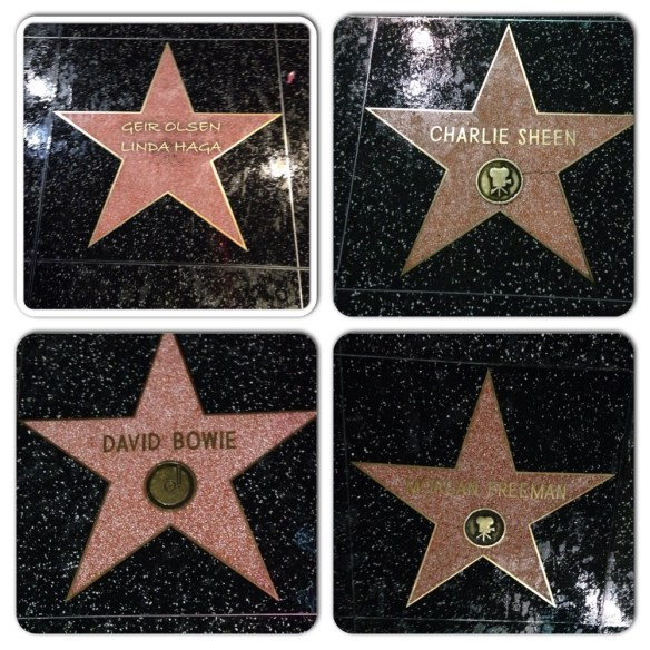 Walk of Fame samlebilde