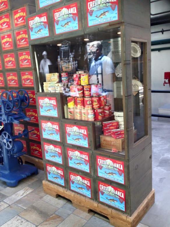 hovden cannery sardinbokser