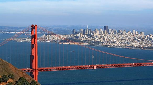 san francisco by