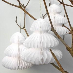 Honeycombs juletre