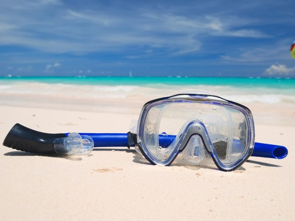 Snorkel og maske Koh Lipe