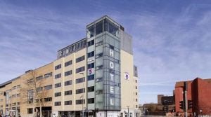 Hotell Cabinn fasade Odense