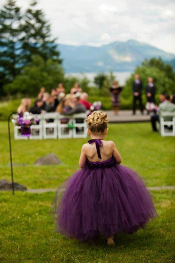 Brudepike lilla kjole