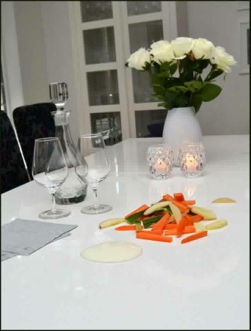 Kundebilde serveringsskål fingermat
