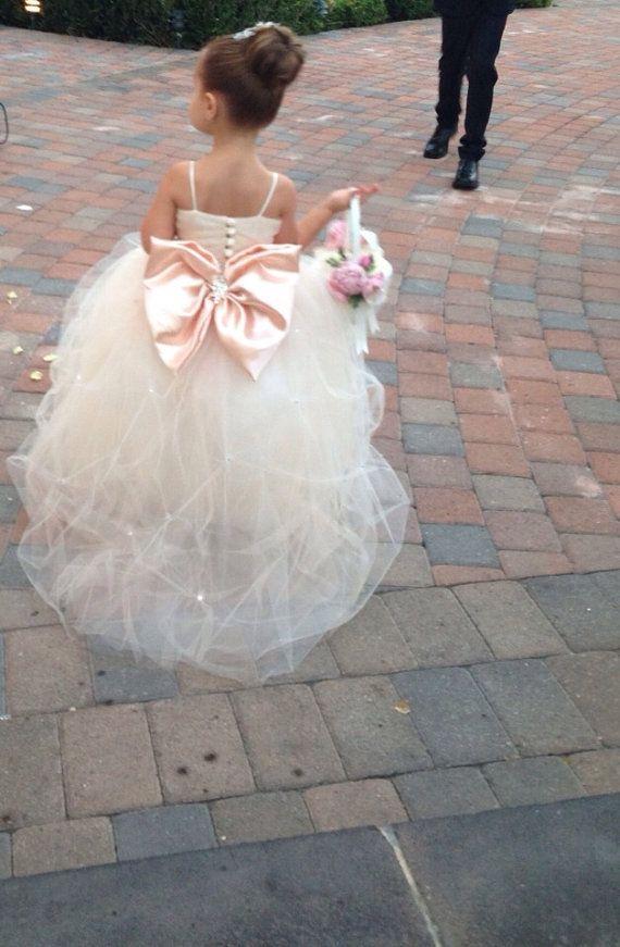 brudepike hvit kjole 2