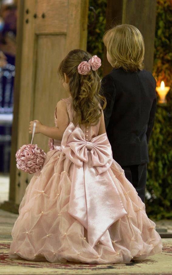 brudepike og brudesvenn