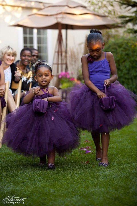 brudepiker lilla kjoler