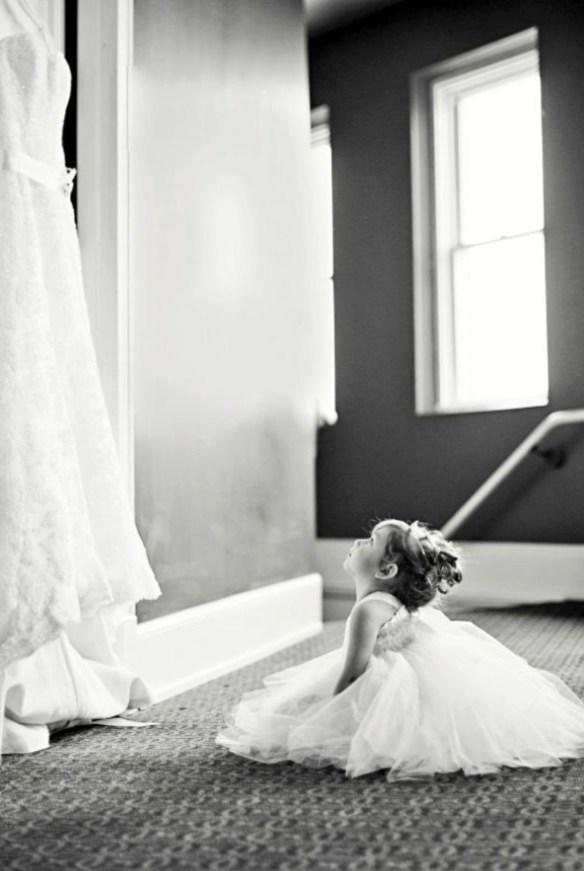fototips brudepike brudekjole