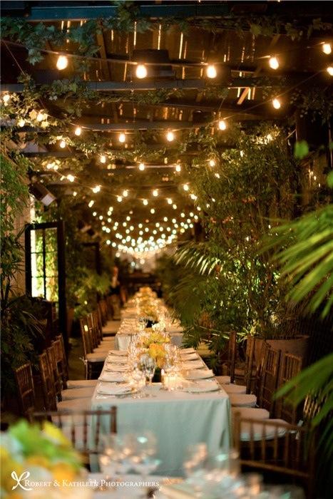 lyslenke dekor selskap bryllup