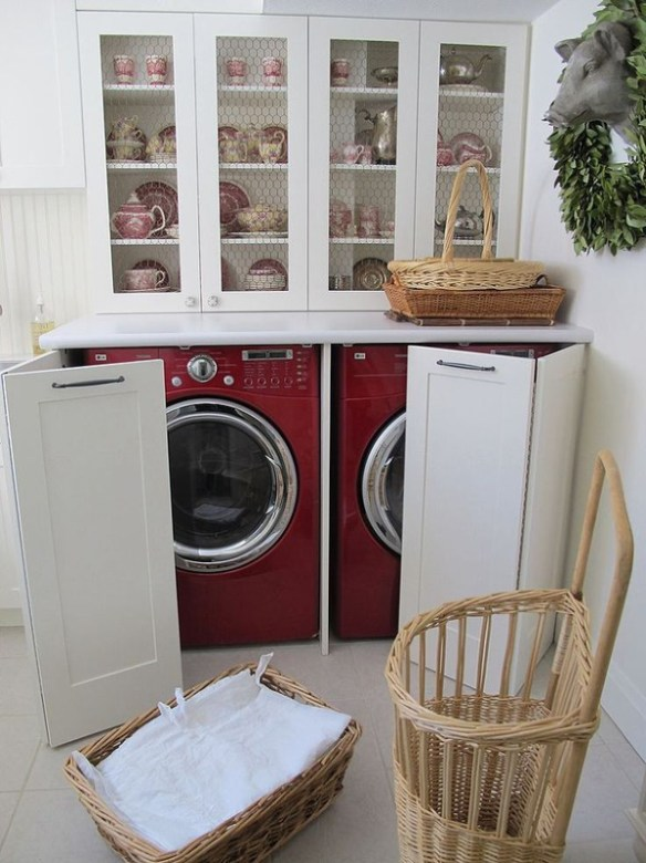 vaskerom i skap 1