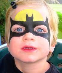 halloween-sminke-batman