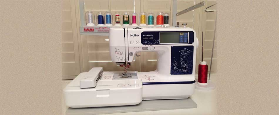 Getting Started with Machine Embroidery