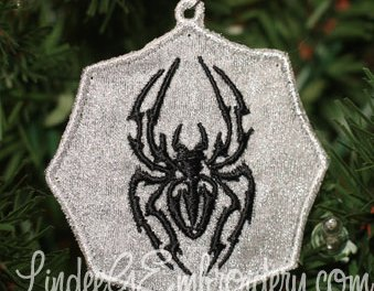 How to Make a Free-Standing Ornament with Any Embroidery Design