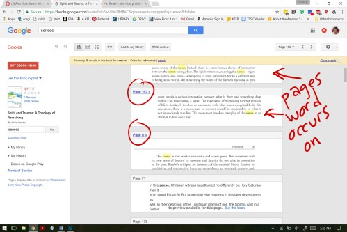 Supple Searching Using Google Books To Find Quotes For Quotes Because Google Books Paginatesin Same Format As Print Copy I Like This Method A Every Book I Cheat