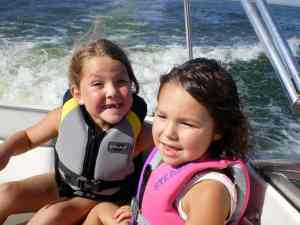 Macon and Anne Shelton - Lake Texoma 2008
