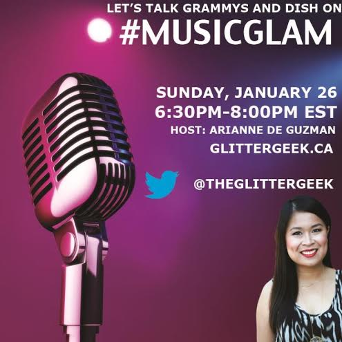 Grammy Twitter PArty, P&G Beauty, P&G BEauty grammy awards