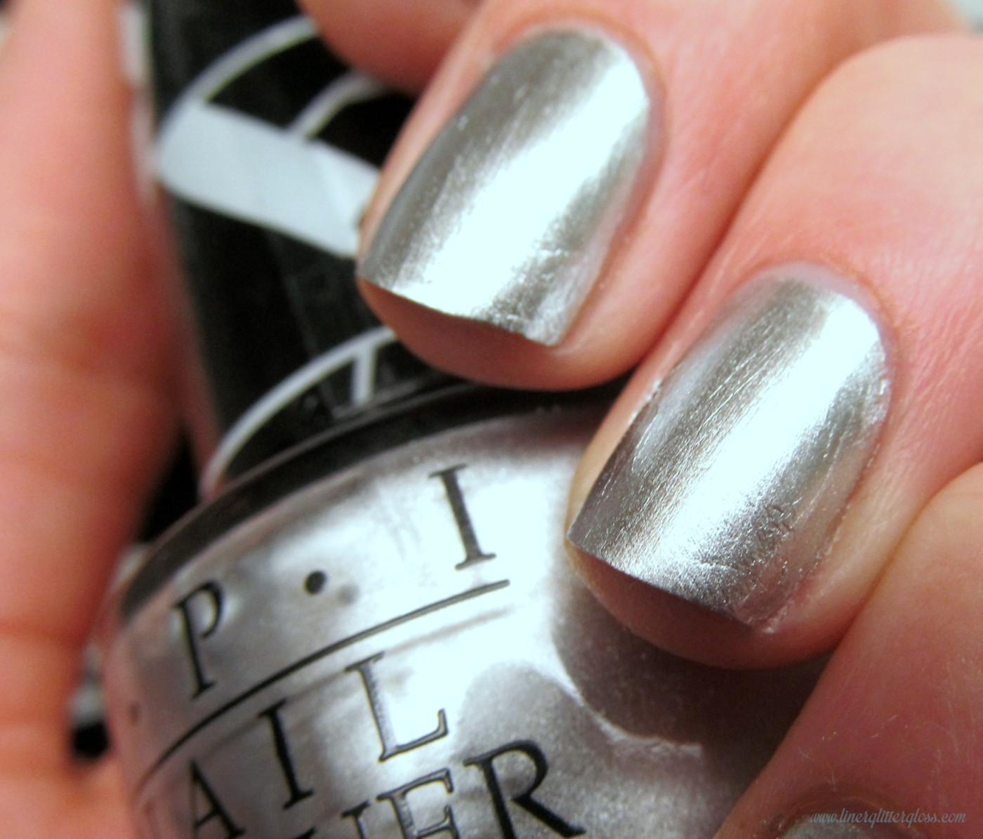OPI Push And Shove Swatch