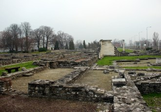 Hunting down Roman ruins in Budapest