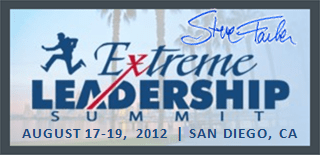 Extreme Leadership Aug 17-19, 2012  San Diego, CA