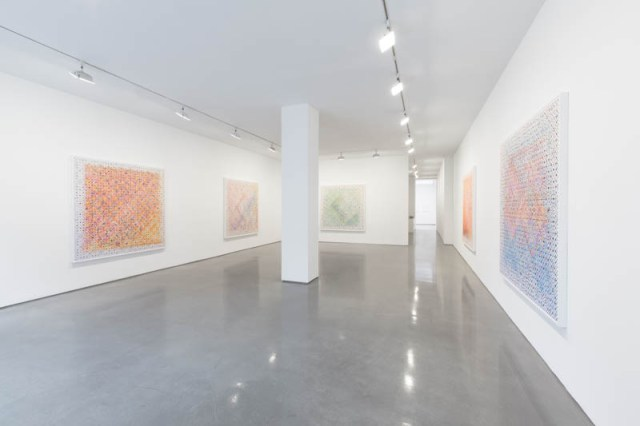 Installation view, Stephen Dean