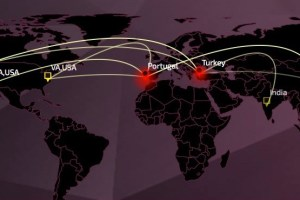 Threat Map
