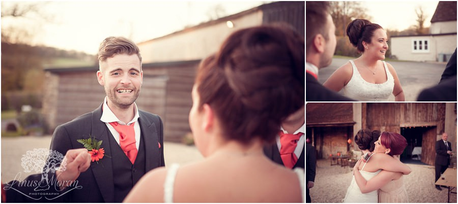Stockbridge Farm Barn Wedding (28)