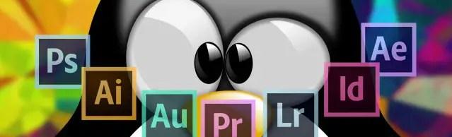 adobe creative suite killers in linux